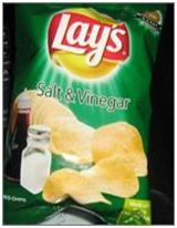 lays salt vinegar