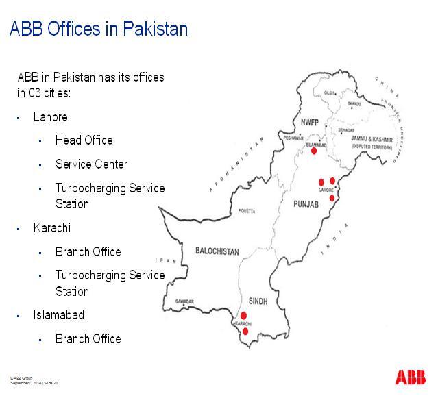 Abb Pakistan Internship Report  Bohat Ala