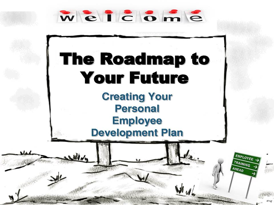 Employee Development Plan Example With Format And Template - Personal roadmap template