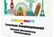 Strategic Role of HRM in Tourism and Hospitality Industry