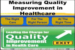 Basic Concepts and Tools of Quality Improvement in HealthCare Industry
