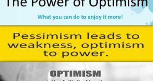 Power of Optimism