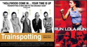 The European Cinema: A Comparative Study on Run Lola run and Trainspotting