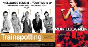 The European Cinema Study: A comparative study on Run Lola run and Trainspotting