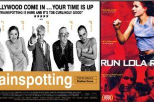 The European Cinema Study: A comparative study on Run Lola run and Trainspotting