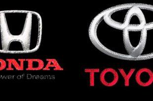 Strategic Comparison Report Between Honda and Toyota