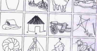 Synonyms Teaching Through Pictorial Aid Activity