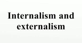 internalism-or-externalism