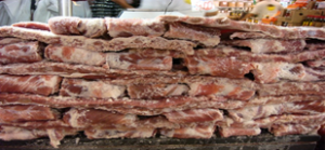 Preservation of Meat by Salting
