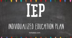 Individualized Education Plan