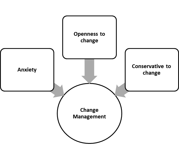 Personal Values and Anxiety in Change Management - Bohat ALA