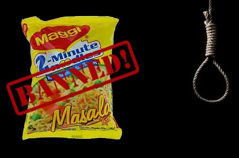 Nestle Maggi Noodles Ban In India - Crisis Management