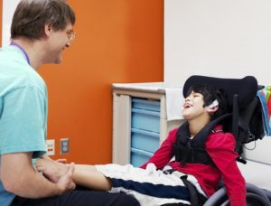 Physically Disabled Counseling