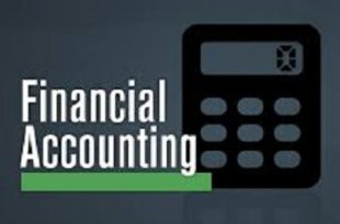 Role Of Financial Accounting In Modern Era