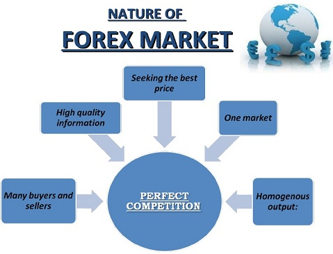 foreign exchange broker