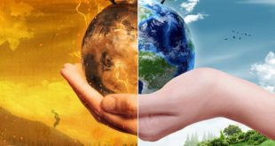 Effects and Control of Global Warming