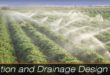 Drainage and Irrigation