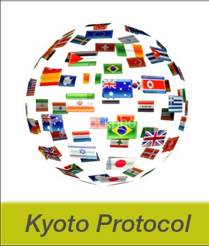 reaction paper in kyoto protocol Instead of going via the international route and the kyoto protocol, the us has   (for more discussion about the us position and the issues that developing.