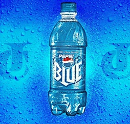Pepsi Blue Promotion and Advertisement