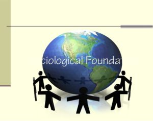 Sociological and Political Foundations of Curriculum