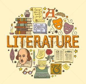 Origin and History of English literature