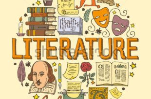 Origin and History of English literature