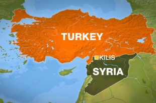 Effect Of Syrian Conflict On Turkey