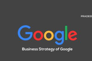 Google Strategy in 2010