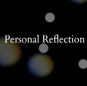 personal reflection essay example  english reflective writing personal reflection essay example