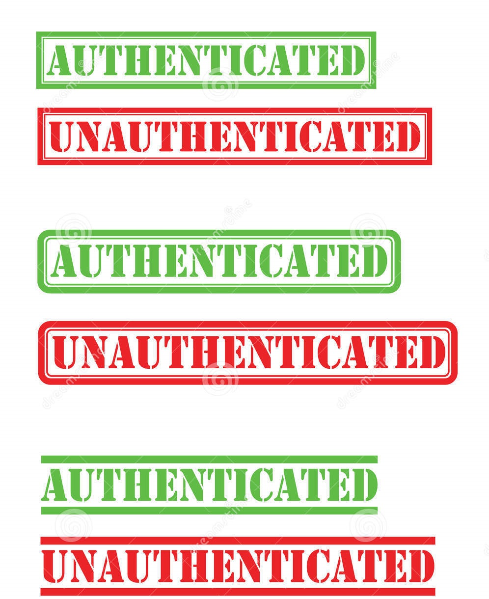 Difference Between Authenticated and Unauthenticated Attack