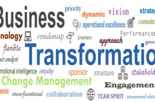 Business Transformation and Change Management Process