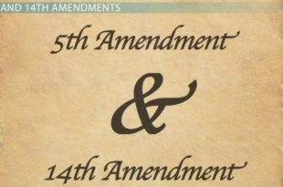 The Taking Clause Of 5th Amendment Cases Example