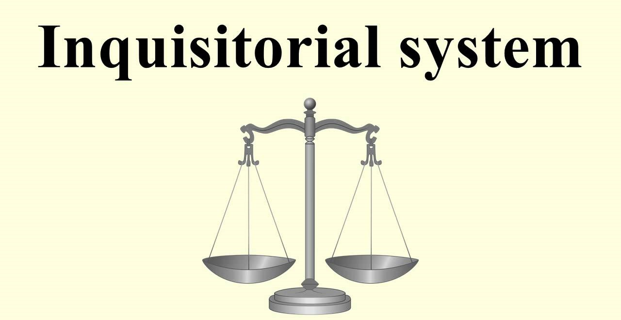 difference between adversarial system and inquisitorial system