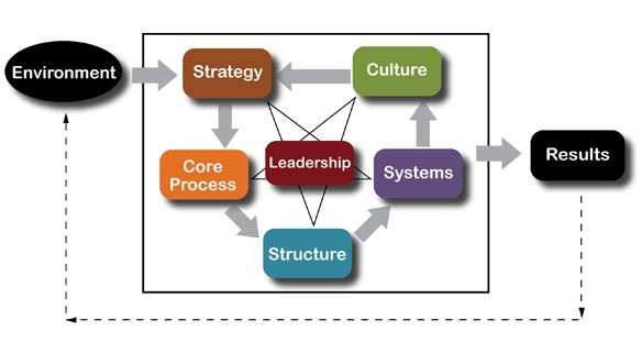 strategy and structure in organizations The title of this part is: organizational strategy, structure, and process use the table of contents to view other parts in this article or a page about the whole article the proposed theoretical framework deals with alternative ways in which organizations define their product-market domains (strategy.