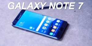 Process Improvement in the Production of Samsung Galaxy Note 7