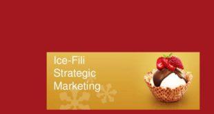 Ice-Fili Case Study Analysis