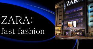 Zara Fast FashionCase study Analysis