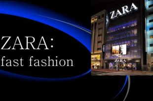 Zara Fast Fashion Case study Analysis