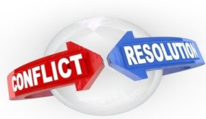 Conflict Resolution During Humanitarian Crisis