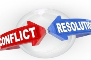 Conflict Resolution during Humanitarian Crises