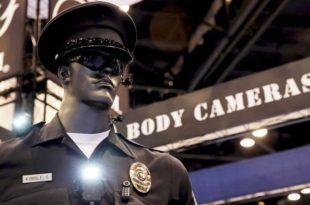 Body Cameras for Law Enforcement