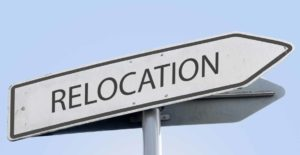Job Relocation Issues