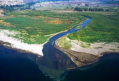 Jordan River Hydro Politics