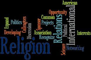 Religion Essay in English Example