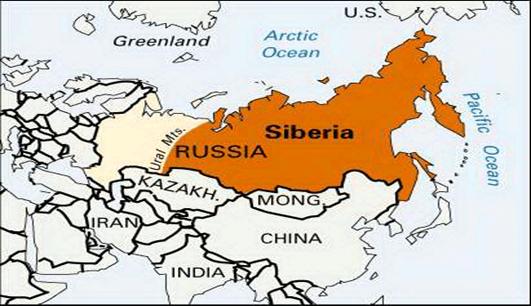 Ethnic Diversity of Siberia