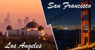 Los Angeles vs San Francisco Comparison