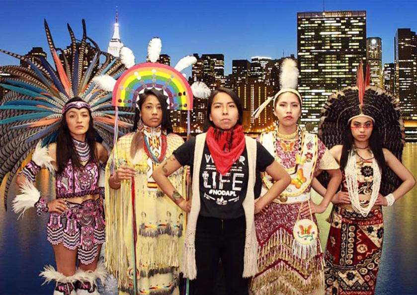Story Summary of Native Americans By Nimachia Hernandez