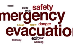 emergency evacuation in workplace