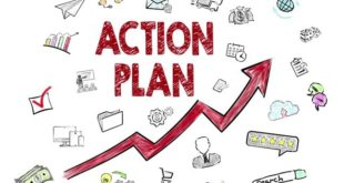 Sample Action Plan for an Organization Format