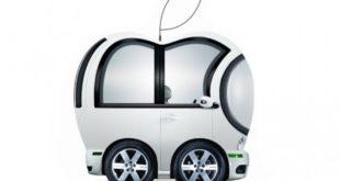 Apple Self Driving Car Project